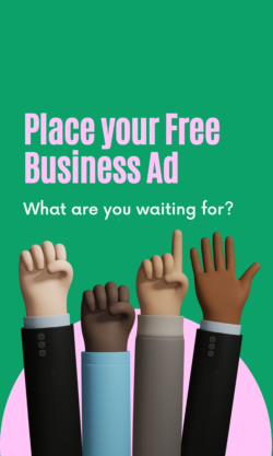 Place Free Business Ad